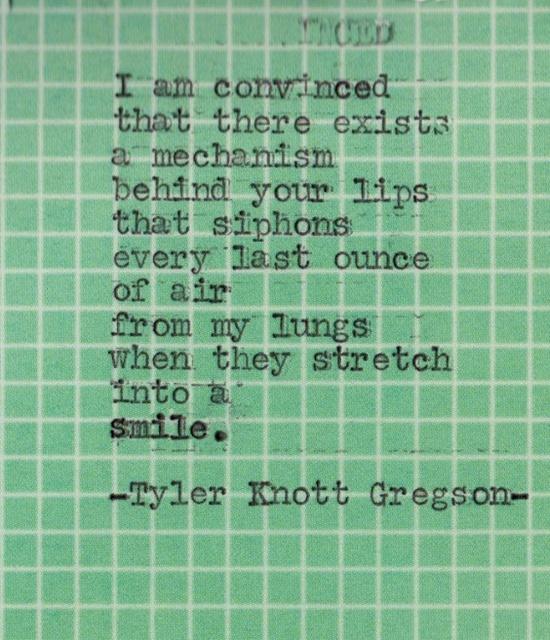 I am convinced...